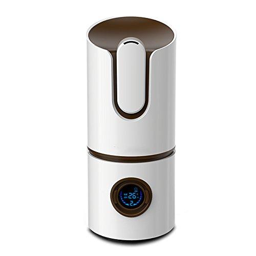 Luftbefeuchter ZQ Home Silent Schlafzimmer Große Kapazität Büro-Klimaanlage Luftreinigung Kleine Mini-Aromatherapie-Maschine