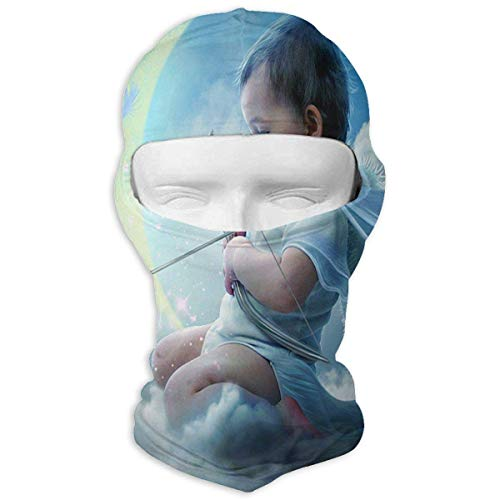 Sdltkhy Balaclava Cliff Daylight Environment Full Face Masks UV Protection Ski Mask Motorcycle Neck Warmer Tactical Hood for Cycling Outdoor Sports Hiking Women Men Youth Design18
