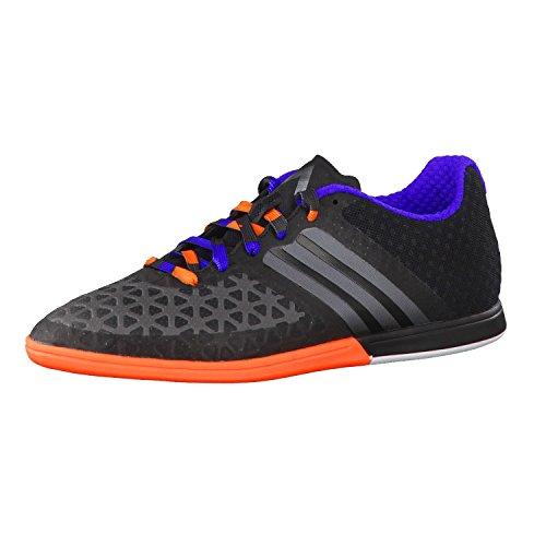 adidas , Chaussures pour homme spécial foot en salle Noir / Orange / Blanc
