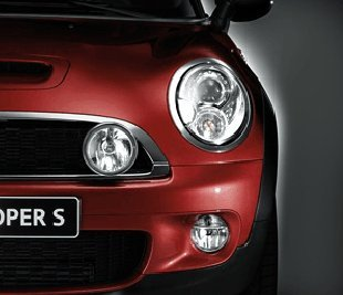 Original Mini R59additional Headlights Chrome Buy Online In Oman