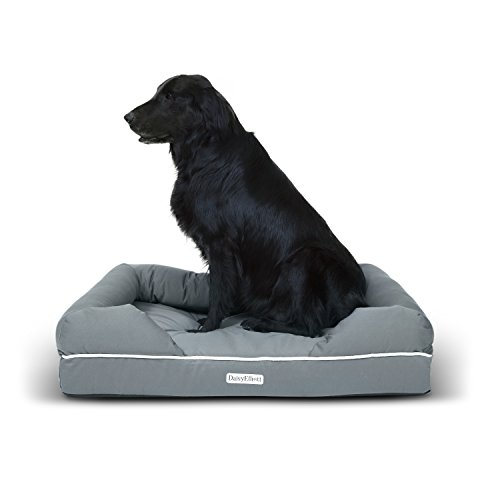 Daisy-Elliott-Luxury-Waterproof-Orthopaedic-Memory-Foam-Dog-Bed-Medium-Slate-Grey-91x71cm