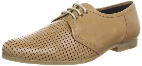 Swear London JOE5, Herren Schnürhalbschuhe, Braun (TAN PERF. - NAPPA /GUM SOLE), EU 43 (Tan Braun Gum)