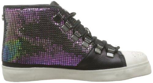 Replay Tani Damen Sneaker Schwarz - Noir (0174 Multi)