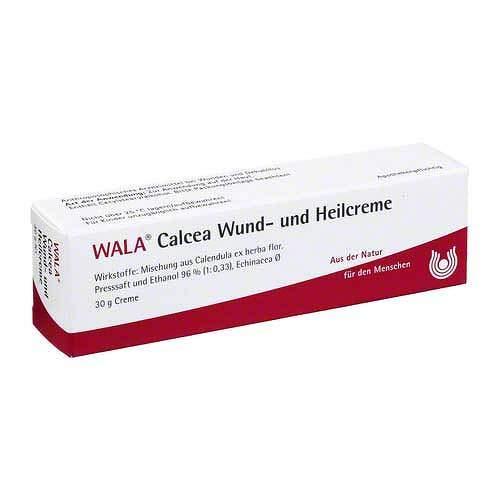 Calcea Wund- und Heilcrem 30 g