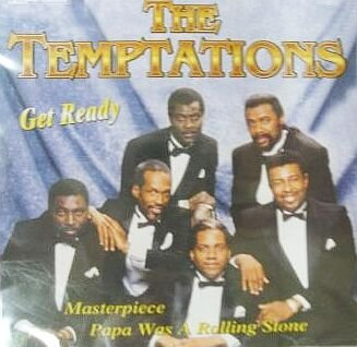 The Temptations - Get Ready [ClearBox - Picture Inlay] [Dolby Surround]