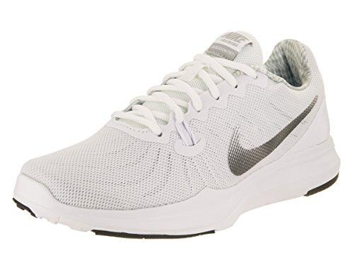 Scarpa 9 Turno Vapor Di Bianco Zoom Tennis Silver Nike x0qvHnE6x