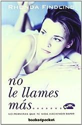 No Le Llames Mas.... -Bolsillo-Books4pocket