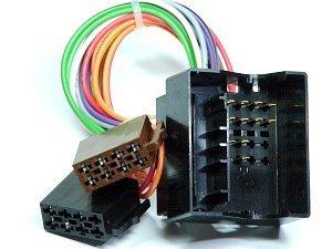 000/C/âble Adaptateur dautoradio pour Vauxhall /à partir de 2003/Quadlock vers 16pol Norme ISO tomzz Audio  7039