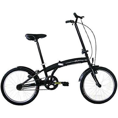 Frejus Norwich bicicletta pieghevole, 20