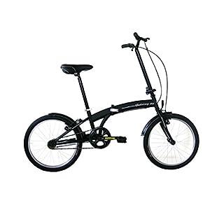 41AQeO7PbNL. SS300 Frejus Norwich bicicletta pieghevole, 20'', Nero
