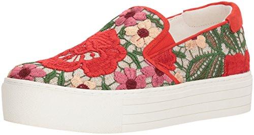 Kenneth Cole New York Women's Joanie Platform Slip 37.5 Technology Sneaker