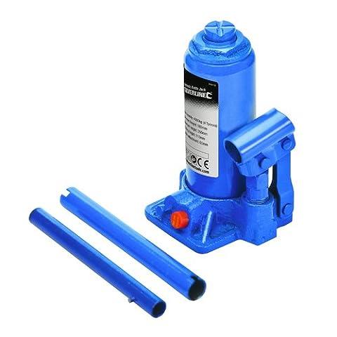 Silverline 245113Jack Bouteille hydraulique 4tonnes