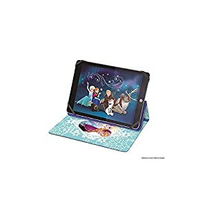 Disney Frozen - Funda Universal para Tablet (Lexibook MFP100FZ)