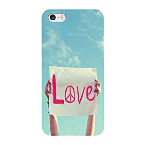 BlueAdda Back Cover for Apple IPhone 5C