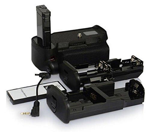 Empuñadura de batería para Nikon D5300D3300D3200D3100DSLR Cámara + AA Soporte De Batería + Control Remoto por Infrarrojos