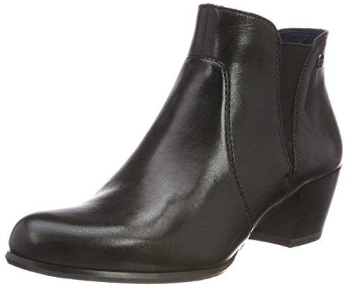 Tamaris Damen 25353-21 Chelsea Boots, Schwarz (Black 1), 40 EU