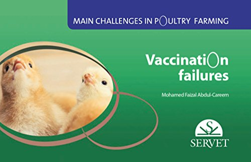 Main challenges in poultry farming. Vaccination failures - Veterinary books - Editorial Servet por Mohamed Faizal Abdul-Careem