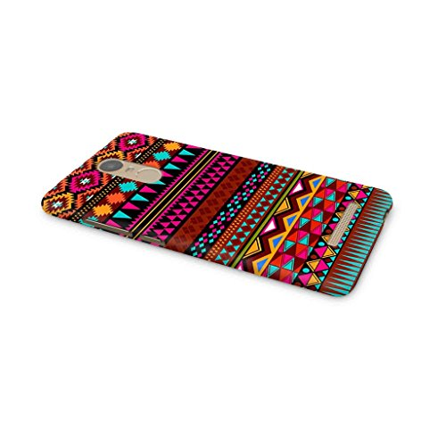 Cover Affair Aztec Printed Designer Slim Light Weight Back Cover Case for Xiaomi Redmi Note 3 (Pink & White & Blue & Black & Other)