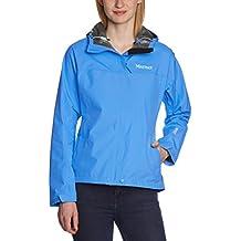 Marmot Minimalist - Chubasquero para mujer, color azul, talla XL