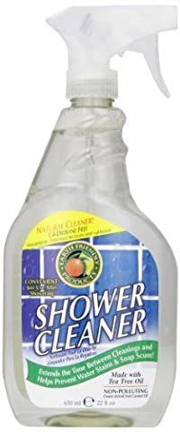 Earth Friendly Products Earth Friendly Products Shower Cleaner with Tea Tree Oil 22-Ounce by Earth Friendly Products