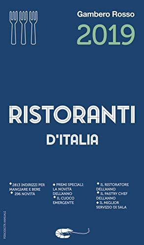 Ristoranti d'Italia 2019 (Italian Edition)