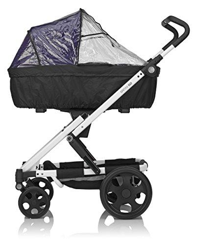 Britax 2000010699 Go Regenverdeck für den Kinderwagen, Aufsatz