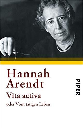Buchseite und Rezensionen zu 'Vita activa oder Vom tätigen Leben' von Hannah Arendt