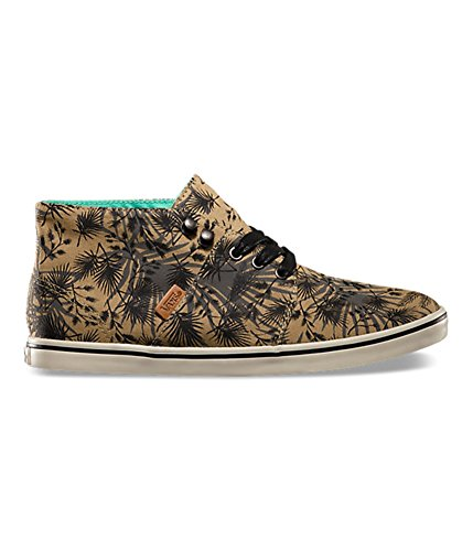 Vans, Scarpe da Tennis Donna, Nero (blacktan), 34.5 EU (M)