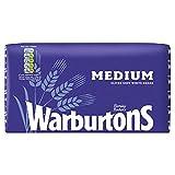Warburtons Medium White Bread, 800g