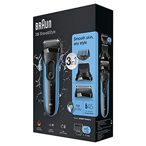 Afeitadora Braun Series 3 3010BT