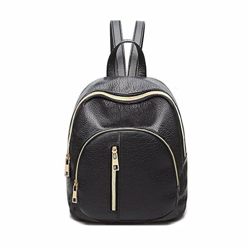 die neue mode - freizeit - bag lady mit minimalistischen,schwarze große code schwarze mittel - code - mode.