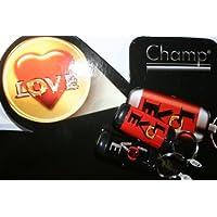 Portachiavi torcia Proiettore, brilla Out Love immagini