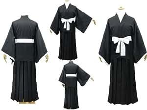 Anime Bleach Cosplay - Ichigo Kurosaki Kimono cosplay costume, taille L:(169-174cm, 60-70 kg)