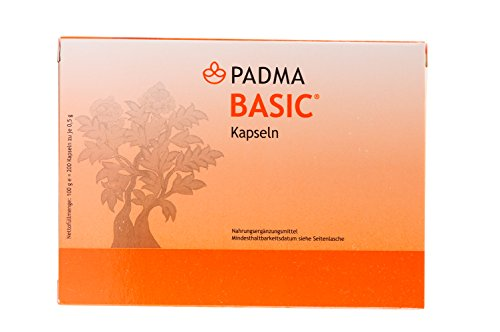 Padma Basic Kapseln, 200 Stück, 1er Pack (1 x 100 g)