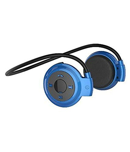 JYARA Sexiest Earphone with feature of Feet Taping Music sound   Super Sound   Sweat Proof   Premium Look  Professional Bluetooth 4.1 Wireless Stereo Sport Headphones Headset Mini-503 Sport Bluetooth Headset with your Micromax X071  available at amazon for Rs.698