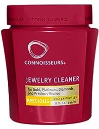 Connoisseurs Precious Jewellery Cleaner - 250ml - Jewel Sparkle, Diamonds, emeralds. Jewellery Care.