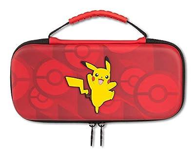 PowerA - Estuche protector para Pokémon Pikachu (Nintendo Switch) de PowerA