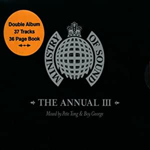 Ministry of Sound Annual 3