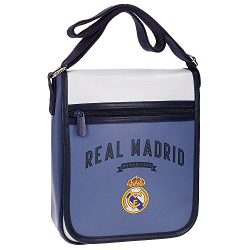 Real Madrid 49856 Bolso Bandolera