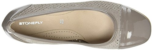 Stonefly Lory Ii 2, Escarpins Femme Gris (Taupe 423)