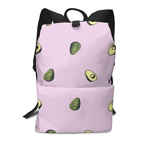 Avacado Good Day Rucksack Middle für Kinder Jugendliche Schule Reisetasche