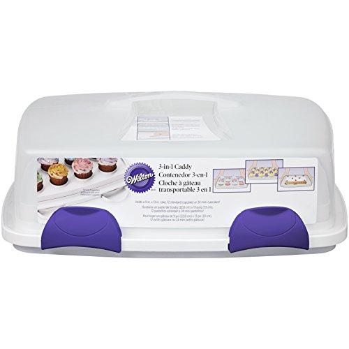 Wilton Ultimate 3-in-1-Kuchenbehälter -