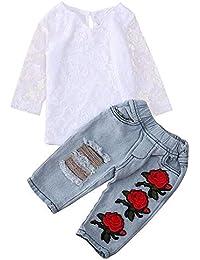 Amazon.it  Completini e coordinati  Abbigliamento  Completi due ... 0bd1d21077f6