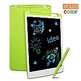 Richgv LCD Writing Tablet, 10 Pollici Colorato Elettronico Tablet Tavoletta...
