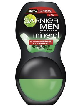 Garnier Men 72hr Extreme Antiperspirant 50ml