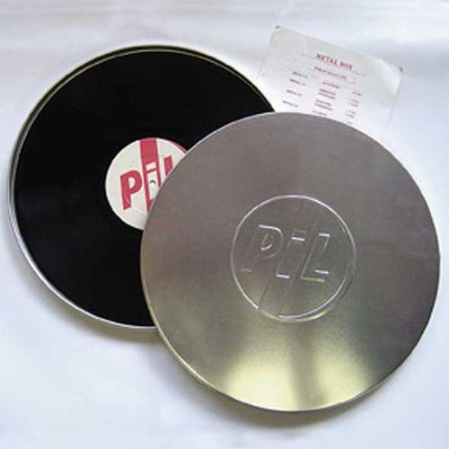 i-Single] (Public Image Limited-metal Box)