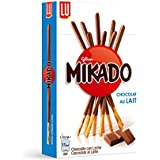 Lu Mikado Palitos de Galleta, Chocolate Con Leche - 75 g