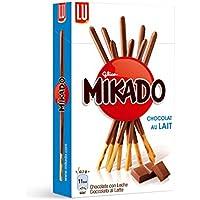 Lu - Mikado - Palitos De Galleta Chocolate Con Leche - 75 g