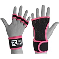 Real Fitness Echte Empire-Handschuhe mit Handgelenk-Unterstützung Gewichtheben & fitness-silicone gepolstert,... preisvergleich bei billige-tabletten.eu