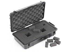 Étui pour caméra gOPRO hero 1 2 3 outdoor valise 1,2 l de poussière étanche 230 x 135 x 70 mm